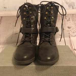 Unionbay Brown Boots 7 1/2